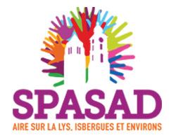 Logo SPASAD Aire-Sur-La-Lys