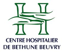 Logo Centre Hospitalier de Béthune - Beuvry