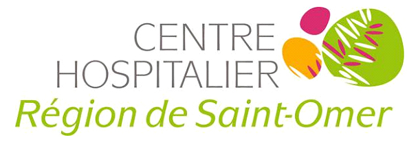 Logo Centre Hospitalier Région de Saint-Omer