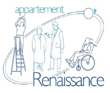Logo appartement Renaissance
