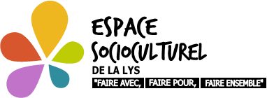 Logo Espace Socioculturel De La Lys